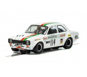 Scalextric C3924 Ford Escort MK1 - Brands Hatch 1971