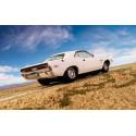 Scalextric C3935 Dodge Challenger 1970 - White