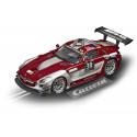 """Carrera DIGITAL 124 23864 Mercedes-Benz SLS AMG GT3 """"Ram Racing, No. 30"""" 24 h of Dubai 2015"""