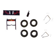 Carrera GO!!! 88384 Spare Parts for Red Bull Racing TAG Heuer RB12