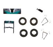 Carrera GO!!! 88383 Spare Parts for Mercedes F1 W07 Hybrid