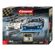 Carrera DIGITAL 124 23626 Coffret Youngtimer Showdown