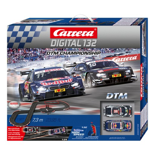 Carrera DIGITAL 132 30196 DTM Championship Set