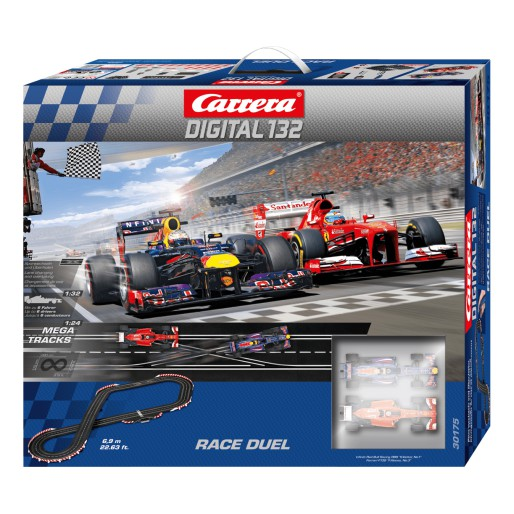 Carrera DIGITAL 132 30175 Coffret Race Duel