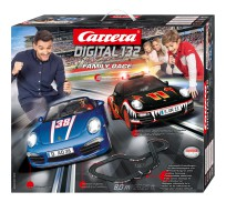 Carrera DIGITAL 132 30199 Coffret Family Race
