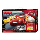 Carrera Evolution 25226 Disney/Pixar Cars 3 - Race Day Set