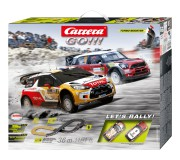 Carrera GO!!! 62433 Let's Rally! Set