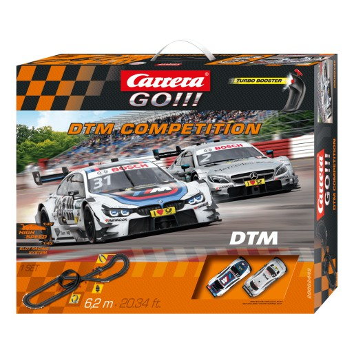 Carrera GO!!! 62449 DTM Competition Set