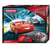 Carrera GO!!! 62418 Coffret Disney/Pixar Cars 3 - Finish First!