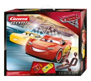 Carrera GO!!! 62419 Disney/Pixar Cars 3 - Fast Friends Set