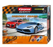 Carrera GO!!! 62371 Coffret Highway Chase