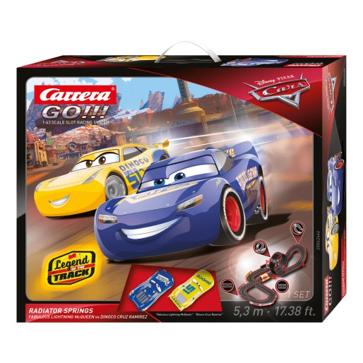 carrera go 62446 disney pixar cars radiator springs. Black Bedroom Furniture Sets. Home Design Ideas