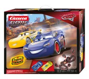 Carrera GO!!! 62446 Disney/Pixar Cars - Radiator Springs Set