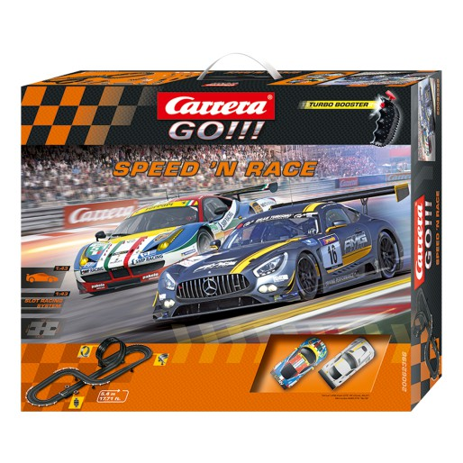 Carrera GO!!! 62396 Speed'n Race Set
