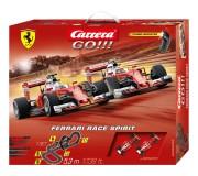 Carrera GO!!! 62453 Coffret Ferrari Race Spirit