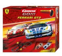 Carrera GO!!! 62373 Coffret Ferrari GT2