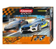 Carrera GO!!! 62463 Coffret Police Check