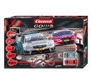 Carrera GO!!! PLUS 66000 DTM Trophy Set