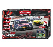 Carrera GO!!! PLUS 66005 DTM Splash 'n dash Set