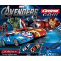 Carrera GO!!! 62473 The Avengers Set