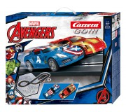 Carrera GO!!! 62473 Coffret The Avengers