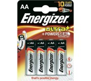 Batteries AA (LR6) - Energizer Ultra+