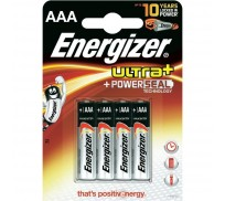 Batteries AAA (LR03) - Energizer Ultra+