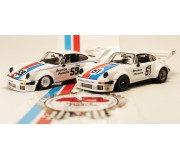 Slotwings SETW003 Porsche 934/5 Sebring 12h 1977 Set BRUMOS Limited Units
