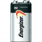 Batteries 9V (6LR61) - Energizer Ultra+