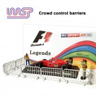 WASP Crowd control barriers