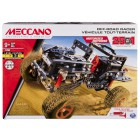Meccano 17204 Off-Road Racer 25-in-1 Motorized Building Set