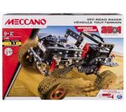 Meccano 17204 Tout-Terrain Motorisé 25 Modèles