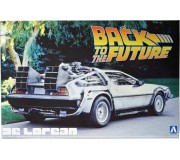 AOSHIMA 11850 Kit 1/24 Dolorean Back to the Futur Part 1