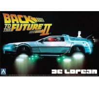 AOSHIMA 11867 Kit 1/24 DeLorean Back to the Futur Part 2