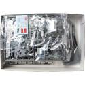 AOSHIMA 11874 Kit 1/24 DeLorean Back to the Futur Part 3