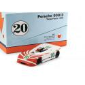 NSR SET09 1/2 Poker Aces Porsche 908/3 Targa Florio 1970 - SPECIAL EDITION Set 2 of 2