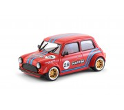 BRM MINI COOPER - MARTINI RED EDITION n.28