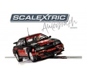 Scalextric C3738AE Autograph Series Ford Sierra RS500 - Steve Soper - Special Edition