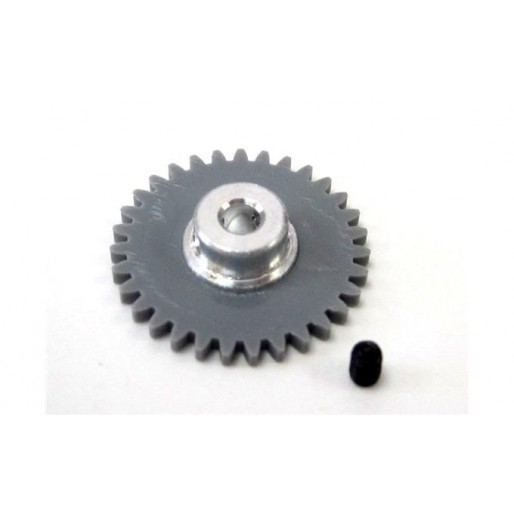 """Ninco 80253 Couronne Xgear Anglewinder 31 dents gris 3/32"""""""