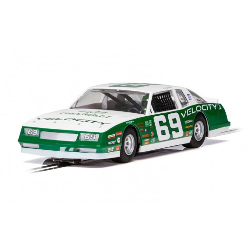 Scalextric C3947 Chevrolet Monte Carlo 1986 No.69 - Green