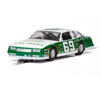 Scalextric C3947 Chevrolet Monte Carlo 1986 No.69 - Green