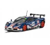 Scalextric C3969 McLaren F1 GTR - Gulf Edition