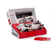 Slot.it CW14 Audi R18 e-tron quattro n.1 Le Mans Winner 2012