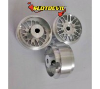 Slotdevil 2008170922 Jante Clubsport BBS 16,9x9mm x2
