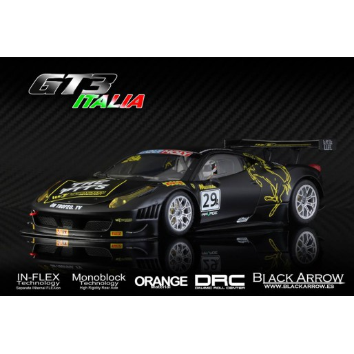 Black Arrow BACM02C Ferrari GT3 Italia Motorsport 12H
