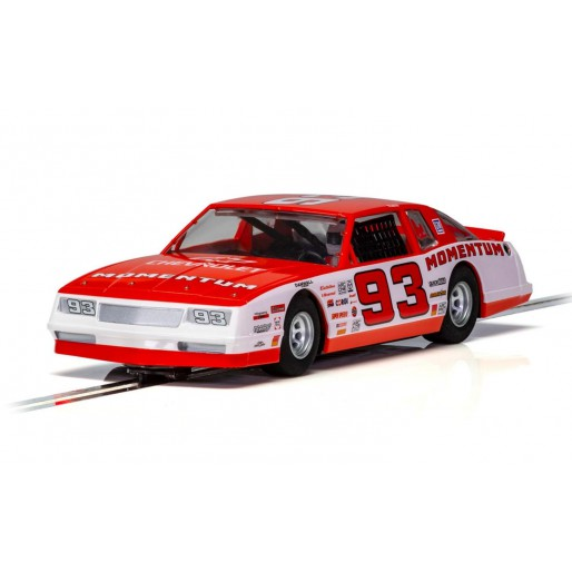 Scalextric C3949 Chevrolet Monte Carlo 1986 No.93 - Red