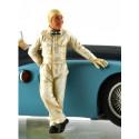 LE MANS miniatures Figurine Jean-Pierre Wimille