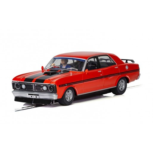 Scalextric C3937 Ford Falcon 1970 - Candy Apple Red