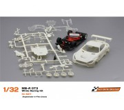 Scaleauto SC-6217 MB-A GT3 White Racing Kit