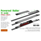 Proses RLR-04 O Powered Railer For Locos, Coaches and Wagons